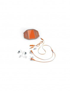 AURICOLARI SIE2i SPORT ORANGE